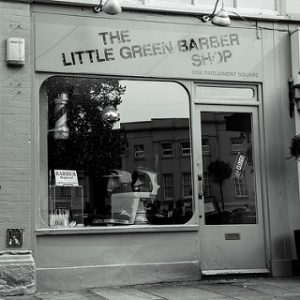 The Little Green Barber Shop